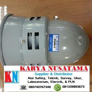 Jual Sirine Tanda Bahaya Untuk Bank Type MS290 di Jakarta