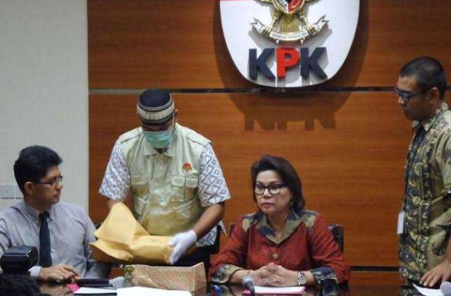 Pasca OTT, KPK Tetapkan 6 Tersangka Kasus Suap DPRD Jatim