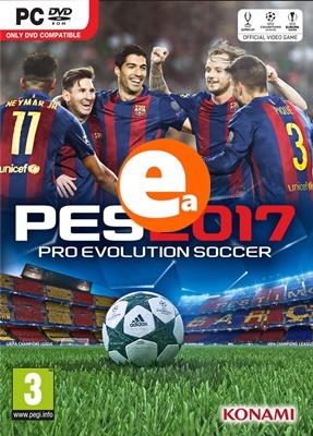 **อัพเดตแพท**Pro Evolution Soccer 2017 [Full Game][CPY Crack+Patch][10.7GB]