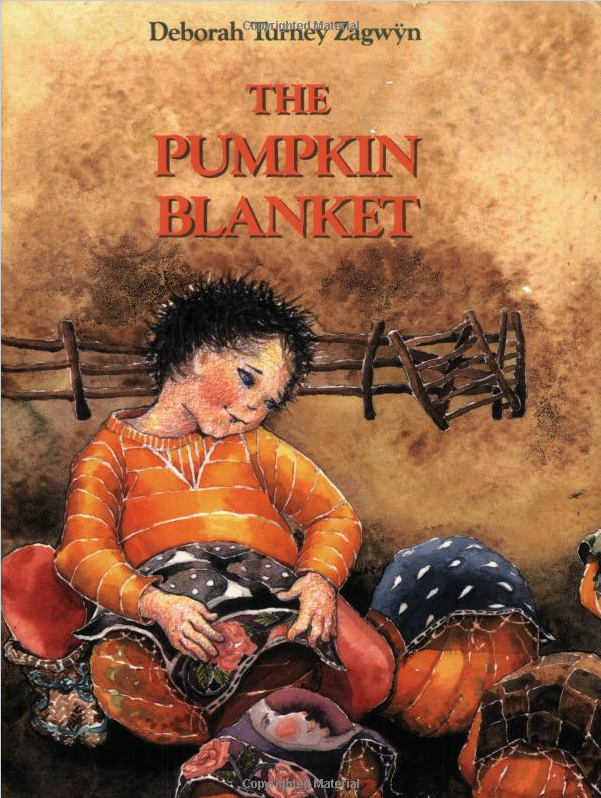 The Pumpkin Blanket