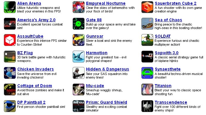 Situs Download Game Gratis untuk Laptop Notebook PC Komputer