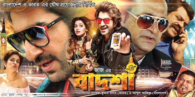 Badsha The Don (2016) Bengali Movie Free Download HD 720p