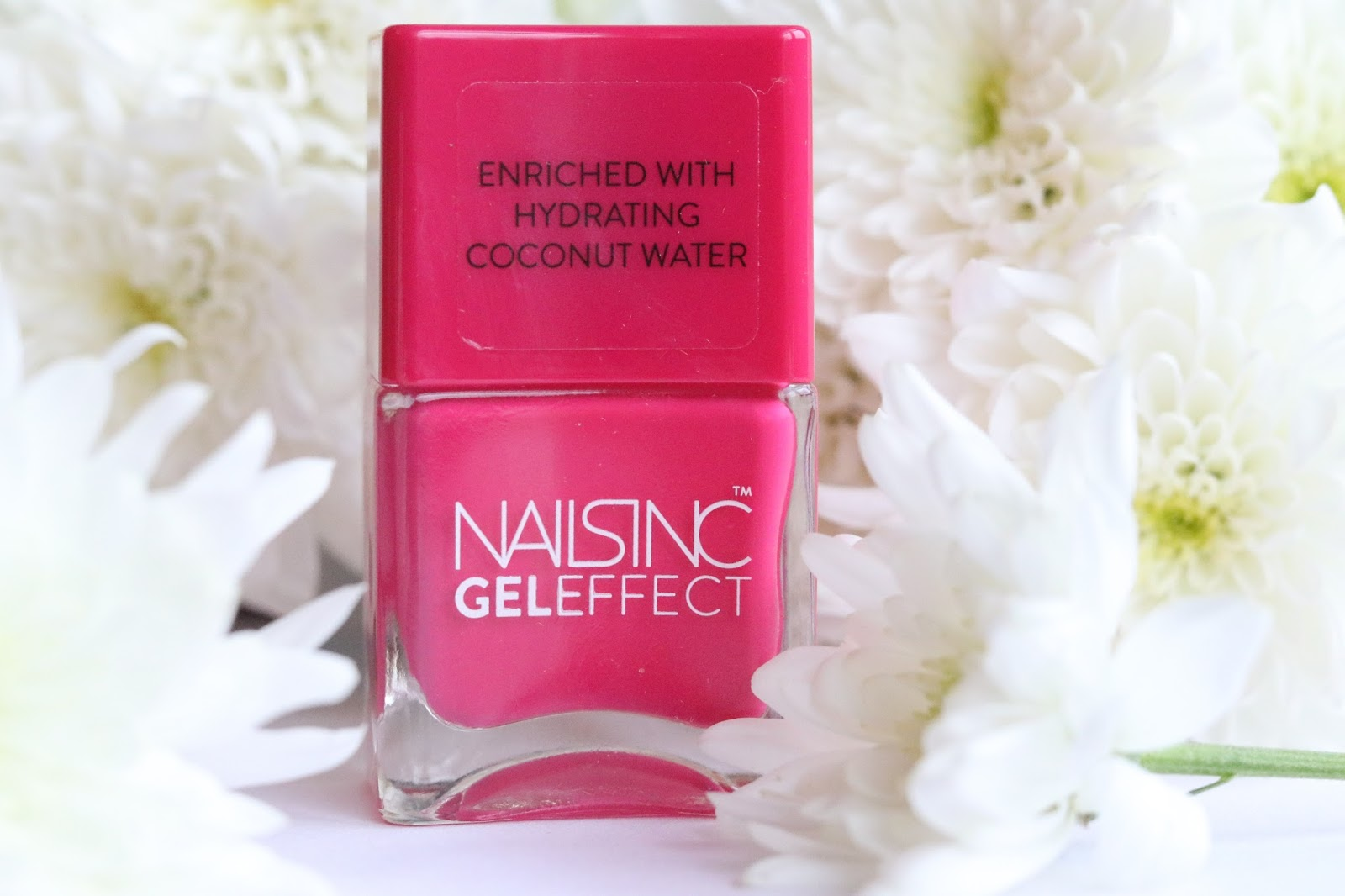 NAILSINC Gel Effect Chelsea Grove, KALANCHOE Beauty