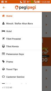 Booking Hotel Online Pegi Pegi
