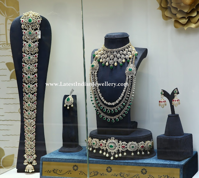 PMJ Bridal Diamond Jewellery