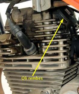 Silinder Head Motor