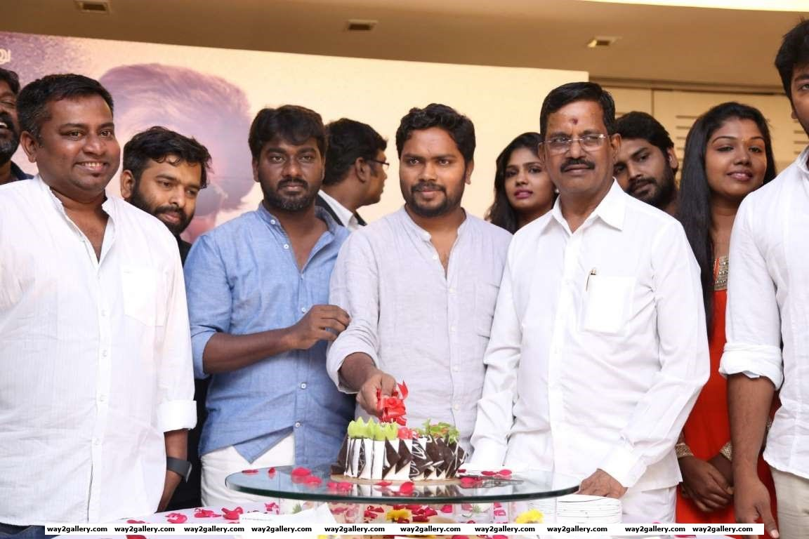 Kabali director Pa Ranjith and producer Kalaipuli S Thanu celebrated the success of the Rajinikanth starrer