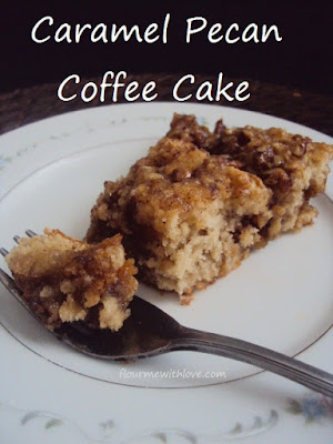 Caramel-Pecan-Coffeecake