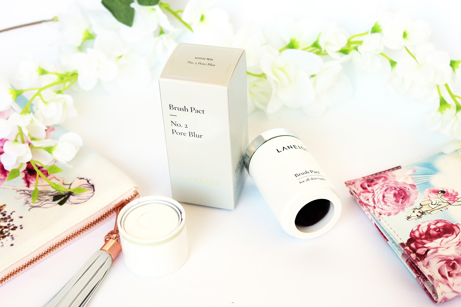 Laneige, Brush Pact no.2 Pore Blur
