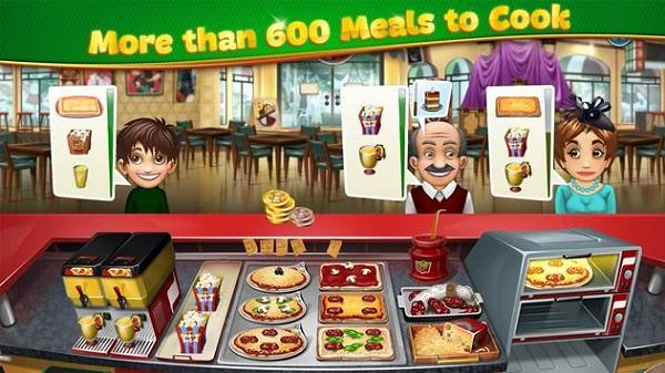 Kali ini putra adam akan membagikan game android terbaru versi mod untuk teman yang suka  Cooking Fever Mod Apk v4.0.0 Terbaru 2019 (Unlimited Money)