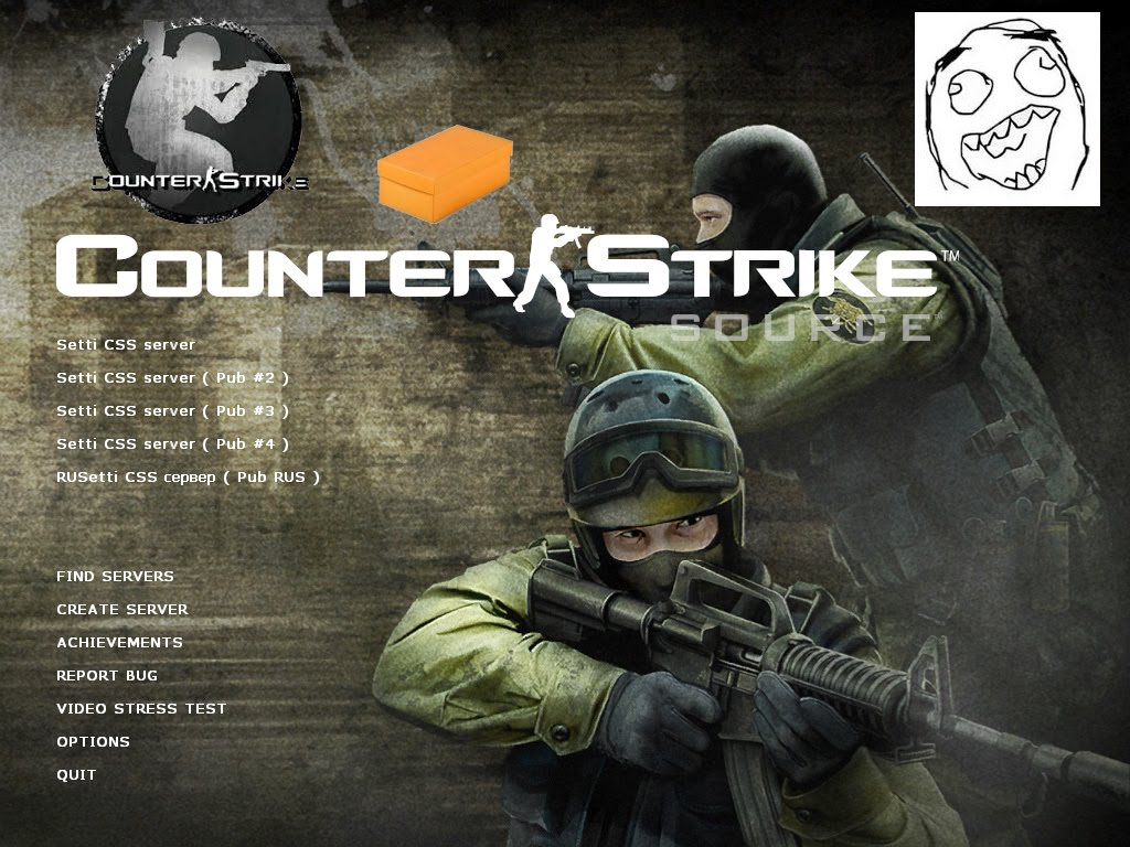Counter-Strike Vecchie versioni - Windows