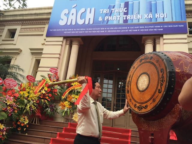 Vietnam Book Festival 2017 kicks off