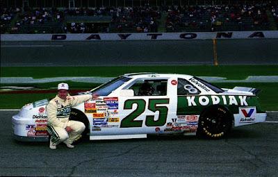 Ken Schrader #25 Racing Champions 1/64 NASCAR diecast blog Rick Hendrick