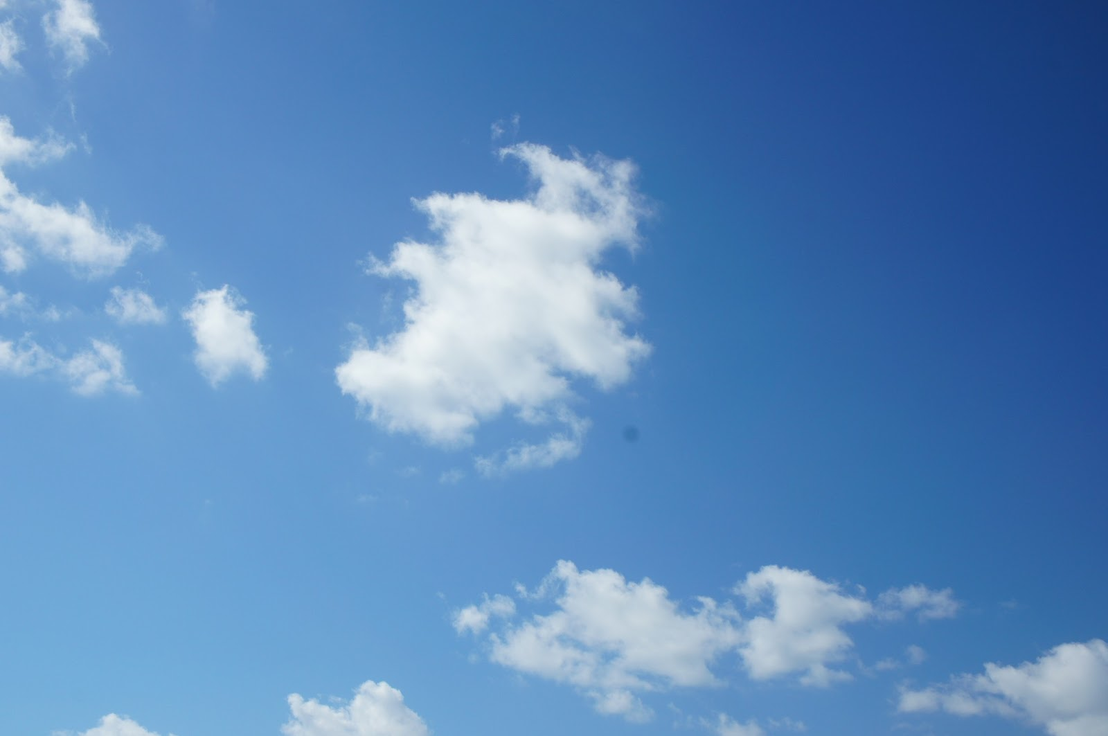 6 Blue Sky And Clouds Pictures