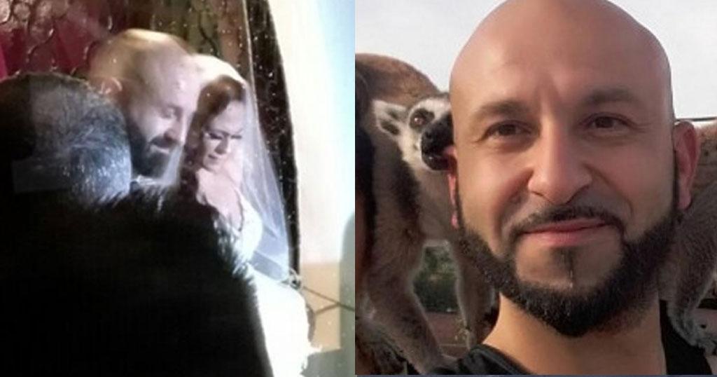 Παντρεύτηκε σήμερα ο Υπάτιος Πατμάνογλου - Δειτε το βιντεο που μας ανατριχιασε