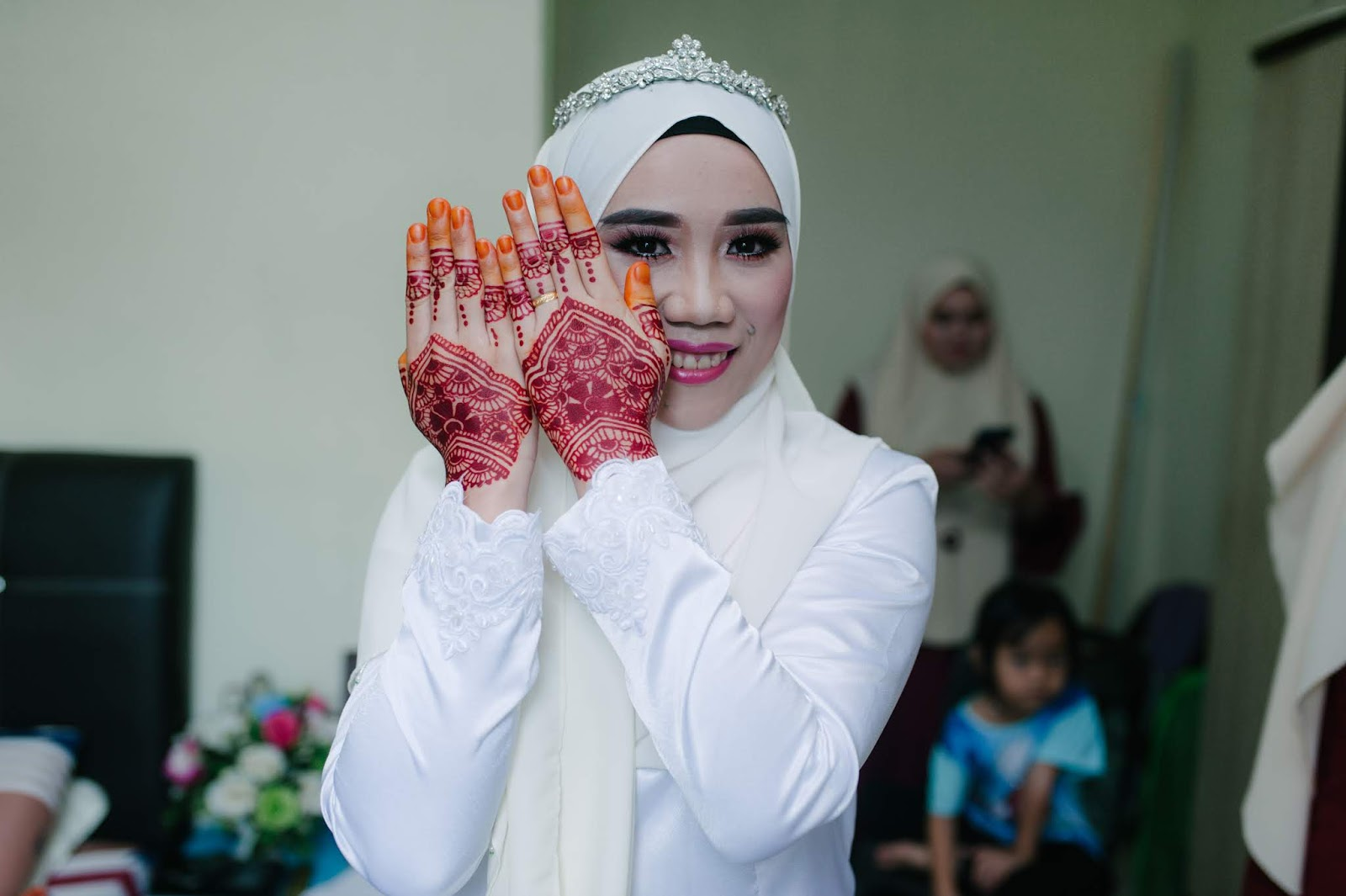 Ujik + Rozaliah | 24 March 2018 | Solemnization
