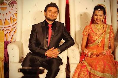 Shreya-Arora-and-Shailesh-Nainwal-wedding