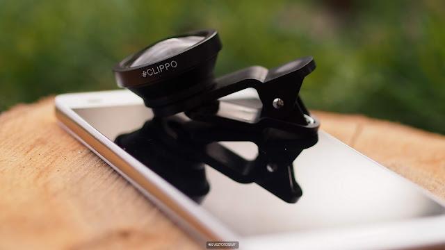 Obiektyw do smartfona Clippo – nowy wymiar fotografii mobilnej