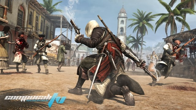 Assassins Creed 4 IV Black Flag PC Full Español