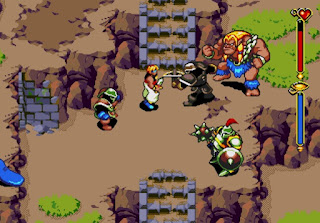 Videojuego The Story of Thor - Mega Drive