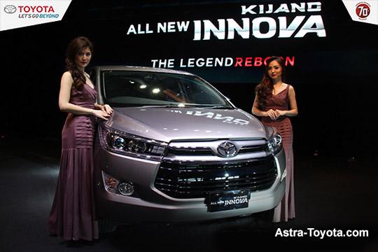 Harga Mobil All New Kijang Innova Baru 2016 di Surabaya