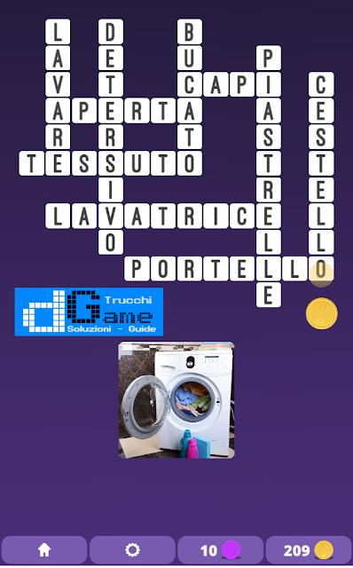 Soluzioni One Clue Crossword livello 4 schemi 8 (Cruciverba illustrato)  | Parole e foto