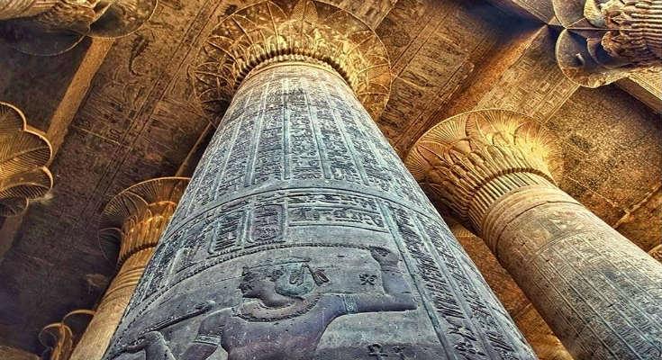 Ο χαμένος λαβύρινθος της Αιγύπτου