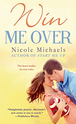 Book Review: Win Me Over, by Nicole Michaels, 4 stars