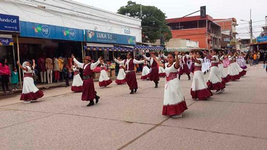Convocan a la entrada folklórica de San Pedro en Yacuiba