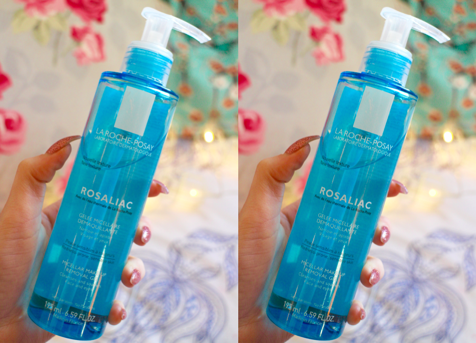 la roche posay make up remover gel review