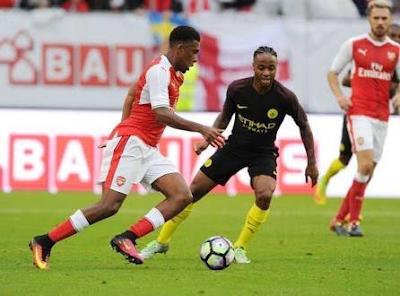 Arsenal can still make it to top four- Alex Iwobi boasts