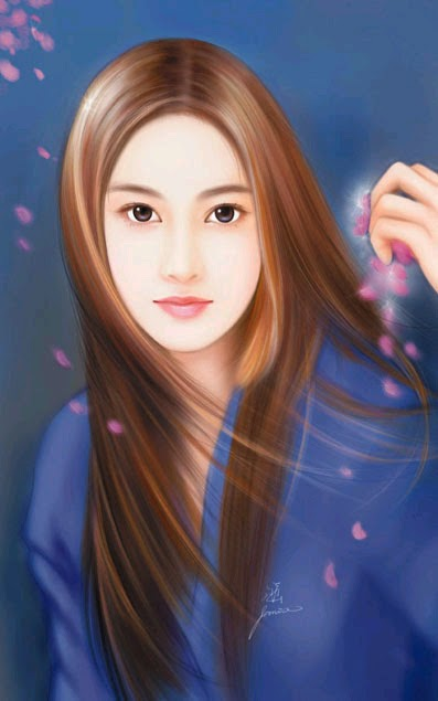 20 Mind Blowing Chinese Woman Paintings