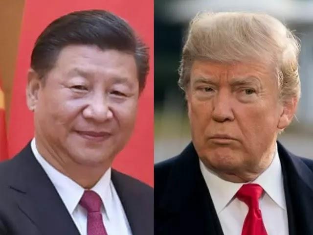War may be between China and America