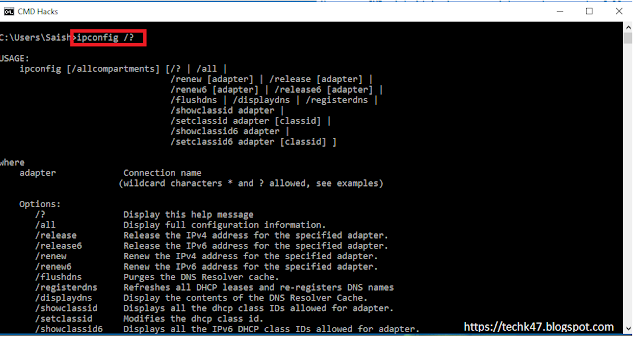 Top 31 Best Command Prompt Tricks Hacks & Codes You Should Try