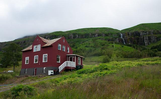 Islandia Seyöisfjöröur
