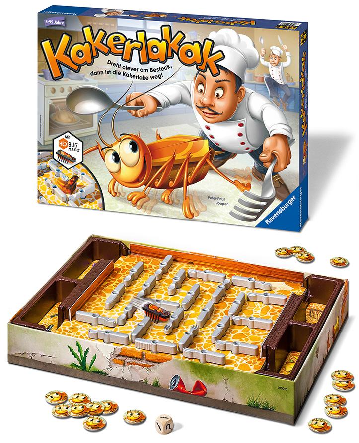 Kakerlakak Spielanleitung