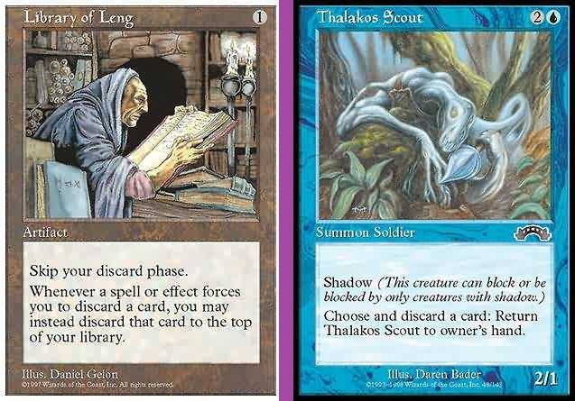 Public Journal: Single Issue: Fifteen Under-Exploited EDH Combos