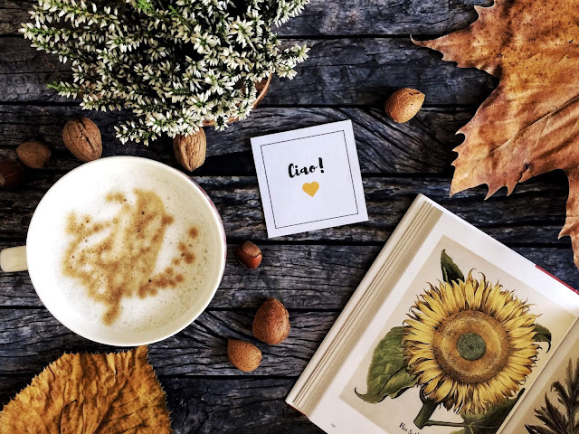 Karteczki na instagrama z włoskimi napisami