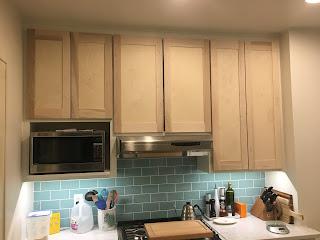 Three Drawer Kitchen Base Cabinets