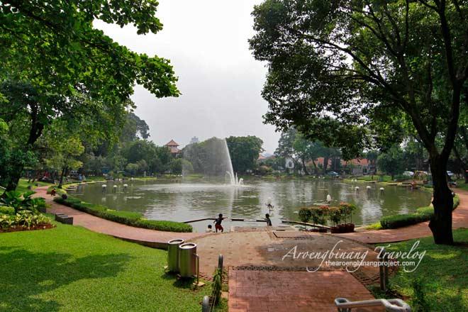 taman situ lembang central jakarta