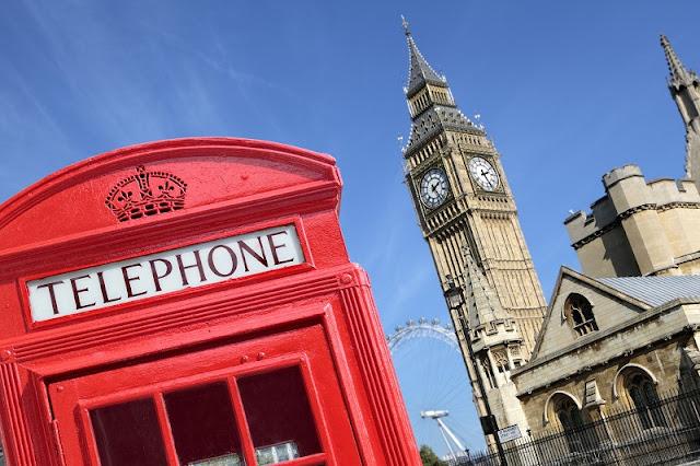 Melhor cabine telefônica de Londres