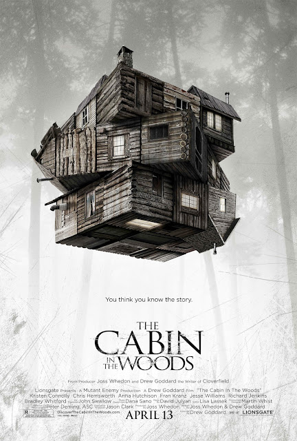 Póster de The Cabin in the woods
