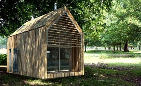 Casas modulares y prefabricadas de dise o la mini casa - Mini casas prefabricadas ...