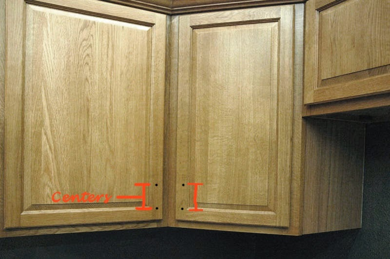 The D. Lawless Hardware Blog: How to Measure Cabinet Pulls or What ...