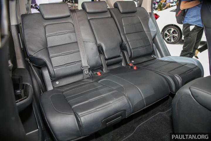 Bahagian Dalaman Honda CRV 2017
