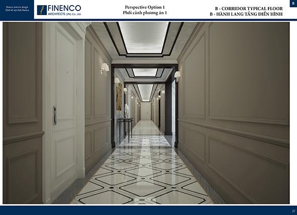 Ssở hữu căn hộ cao cấp Hateco La Roma Chùa Láng chỉ từ 2 tỷ đồng