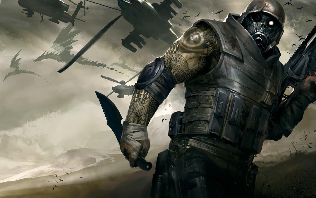 Pousse Plomb: Commando Guild Wars II