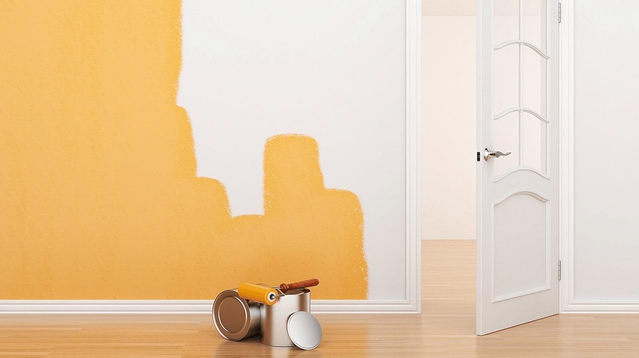 Marzua c mo pintar una pared de pladur - Como pintar una pared ya pintada ...