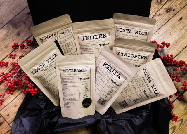 Kaffee Weltreise Geschenideen Kaffeetrinker 2017 8 Kaffees