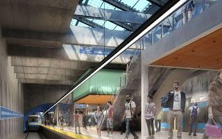 El Gobierno licitará la primera estación del RER en Constitución
